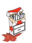 Cigarettes missiles tue